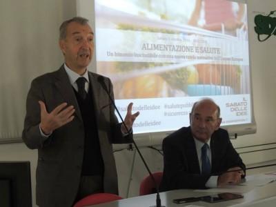 Fausto Capelli e Raffaele Calabrò